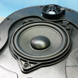 COPPIA ALTOPARLANTI SPEAKER ABARTH ORIGINALI 18W 4 OHM